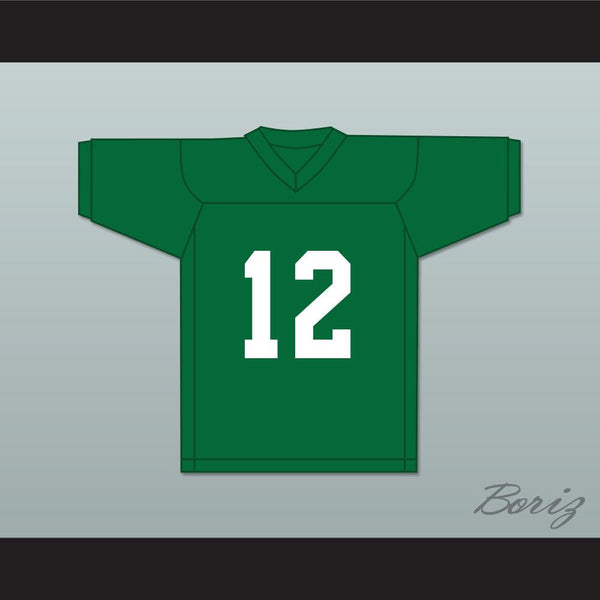 Arlen Escarpeta Reggie Oliver 12 Marshall University Green Football Jersey We Are Marshall