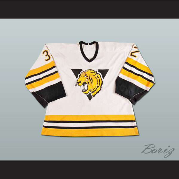 Mathieu Garon Victoriaville Tigres Hockey Jersey Any Player or Number - borizcustom