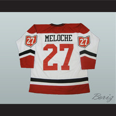 Gilles Meloche Hockey Jersey Stitch Sewn Cleveland Barons All Sizes New - borizcustom