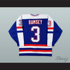 Mike Ramsey USA National Team Hockey Jersey New - borizcustom