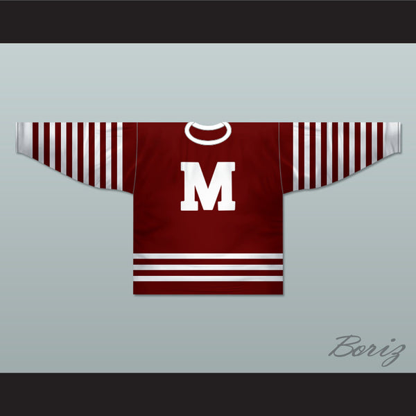 Montreal Maroons 1929-30 Hockey Jersey Any Player or Number New - borizcustom