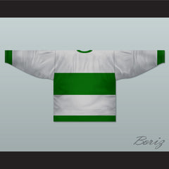 Montreal Shamrocks Hockey Jersey Stitch Sewn Any Number or Player - borizcustom