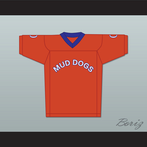 The Waterboy Mud Dogs Mascot 0 Football Jersey - borizcustom