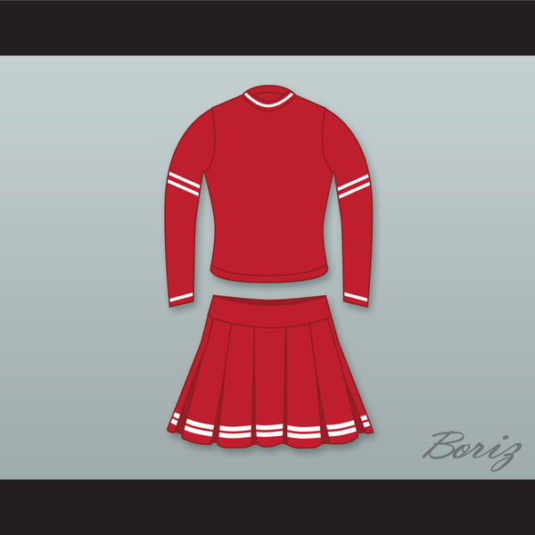 Laura Lee Winslow Vanderbilt Muskrats High School Cheerleader Uniform Family Matters - borizcustom