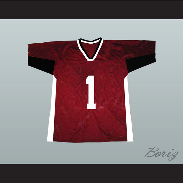 Tyler Lockwood 1 Mystic Falls Timberwolves Football Jersey The Vampire Diaries - borizcustom - 1