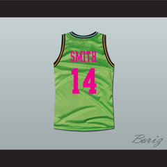 The Fresh Prince of Bel-Air Will Smith Bel-Air Academy Basketball Jersey - borizcustom - 2