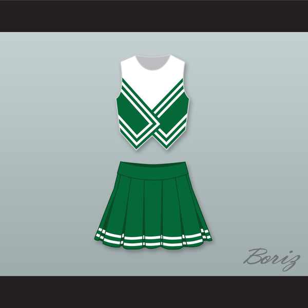 Ninja Cheerleaders Cheerleader Uniform - borizcustom - 1