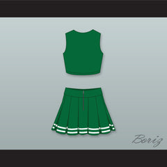 Ninja Cheerleaders Cheerleader Uniform - borizcustom - 2
