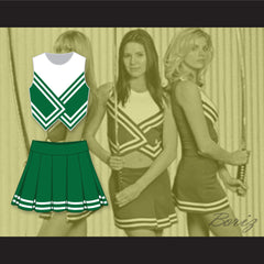Ninja Cheerleaders Cheerleader Uniform - borizcustom - 3
