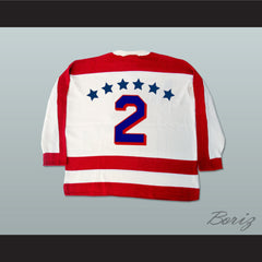 New York Americans Hockey Jersey New - borizcustom