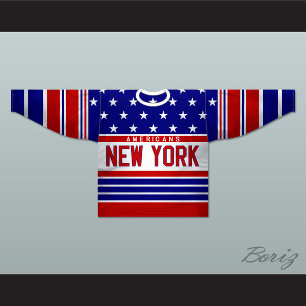New York Americans 1925-26 Hockey Jersey Any Player or Number New - borizcustom