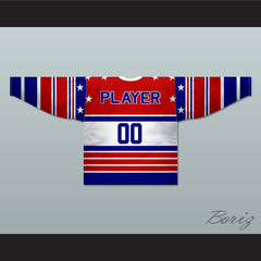 New York Americans 1926-28 Hockey Jersey Any Player or Number New - borizcustom
