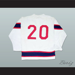 Norway National Team Hockey Jersey - borizcustom