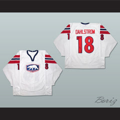 Norway National Team Eskild Dahlstrom Hockey Jersey Any Player or Number New - borizcustom