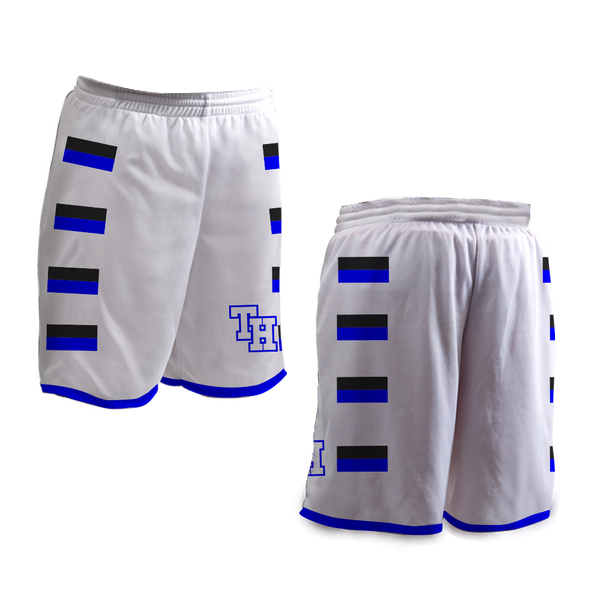 One Tree Hill Ravens Black Basketball Shorts Colors