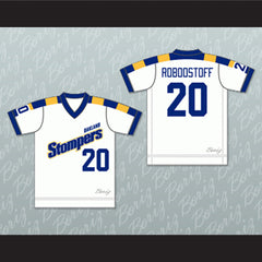 Oakland Stompers Football Soccer Shirt Jersey Any Player or Number New - borizcustom