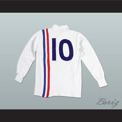 Pele Soccer Jersey Victory Movie All Sizes NEW - borizcustom