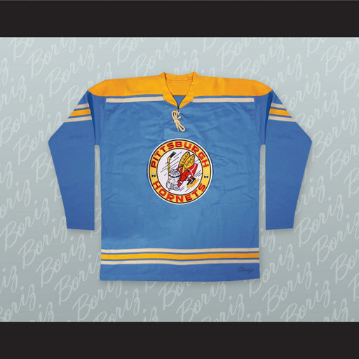 Pittsburgh Hornets Hockey Jersey Stitch Sewn NEW Any Player or Number 0c649030d