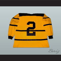 Pittsburgh 1925-28 Hockey Jersey Any Player or Number New - borizcustom - 2