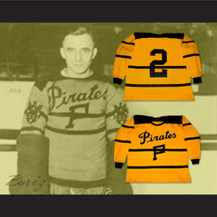Pittsburgh 1925-28 Hockey Jersey Any Player or Number New - borizcustom - 3