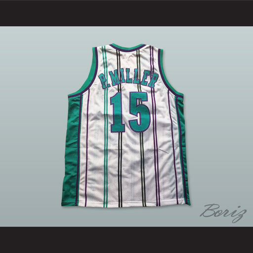 826bb4a8b Percy Miller Master P 17 Pro Career Purple Basketball Jersey