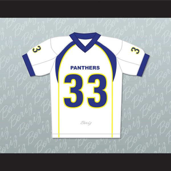 Taylor Kitsch Tim Riggins 33 Dillon Panthers Football Jersey Friday Night Lights - borizcustom