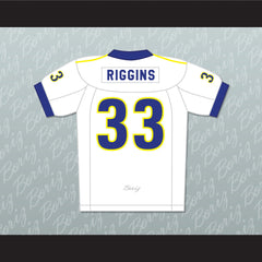 Taylor Kitsch Tim Riggins 33 Dillon Panthers Football Jersey Friday Night Lights - borizcustom - 2