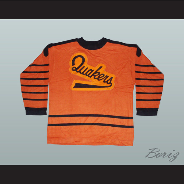 Philadelphia Quakers Hockey Jersey Any Player or Number - borizcustom