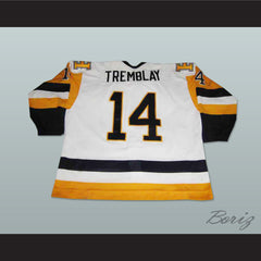 Phillippe Tremblay Beauport Harfangs QMJHL Hockey Jersey New Stitch Sewn - borizcustom - 2