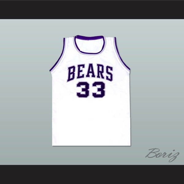 sports shoes 13e1e 28f96 Scottie Pippen 33 Central Arkansas Bears Basketball Jersey Any Number or  Player
