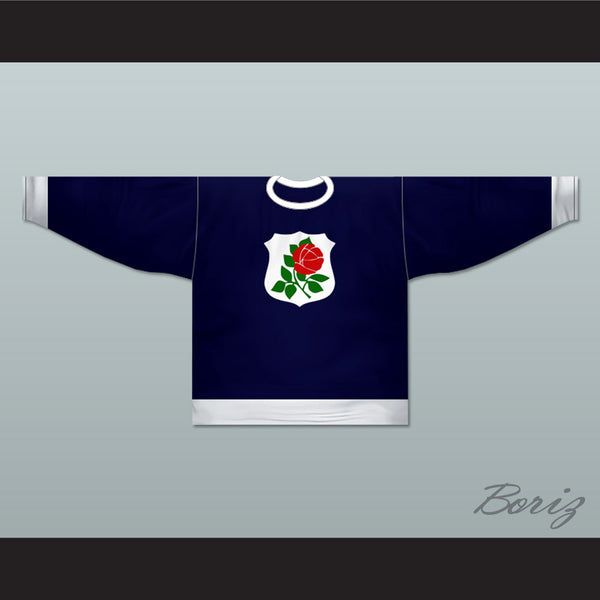 Portland Rosebuds 1925-26 Hockey Jersey Any Player or Number New - borizcustom - 1