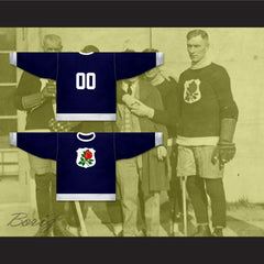 Portland Rosebuds 1925-26 Hockey Jersey Any Player or Number New - borizcustom - 3