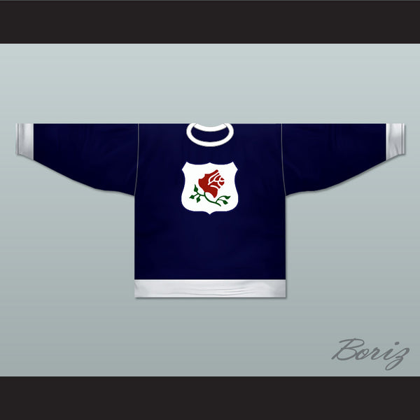 brand new d2bbe d12a7 Portland Rosebuds 1925-26 Alternate Logo Hockey Jersey Any Player or Number  New