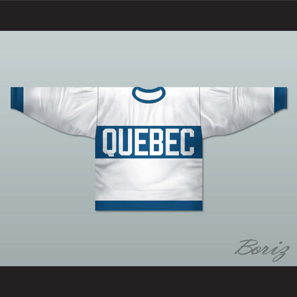 Quebec Bulldogs Hockey Jersey Replica New - borizcustom