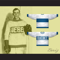 Quebec Bulldogs Hockey Jersey Replica New - borizcustom - 3