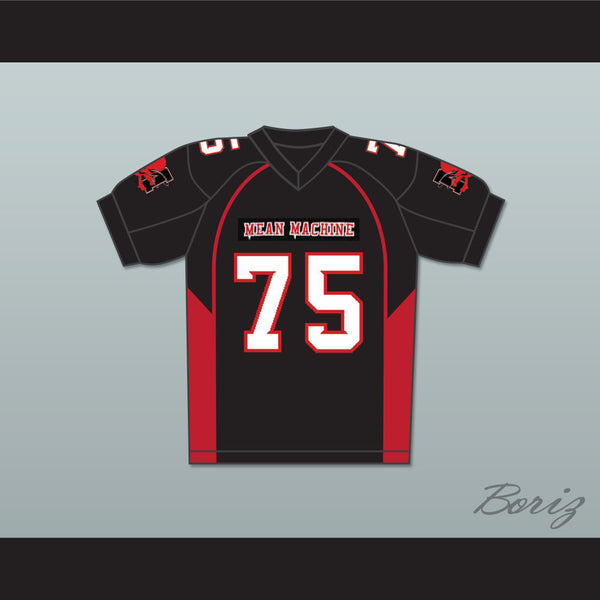 75 Ramires Mean Machine Convicts Football Jersey Includes Patches - borizcustom