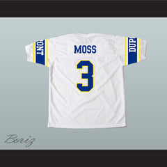 Randy Moss Dupont Panthers High School Home Football Jersey New - borizcustom - 8