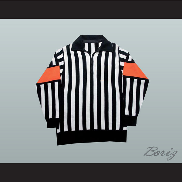 Referee Hockey Jersey Any Name or Number New - borizcustom