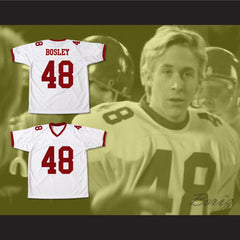 Ryan Gosling Alan Bosley T. C. Williams High School Titans Football Jersey - borizcustom - 3