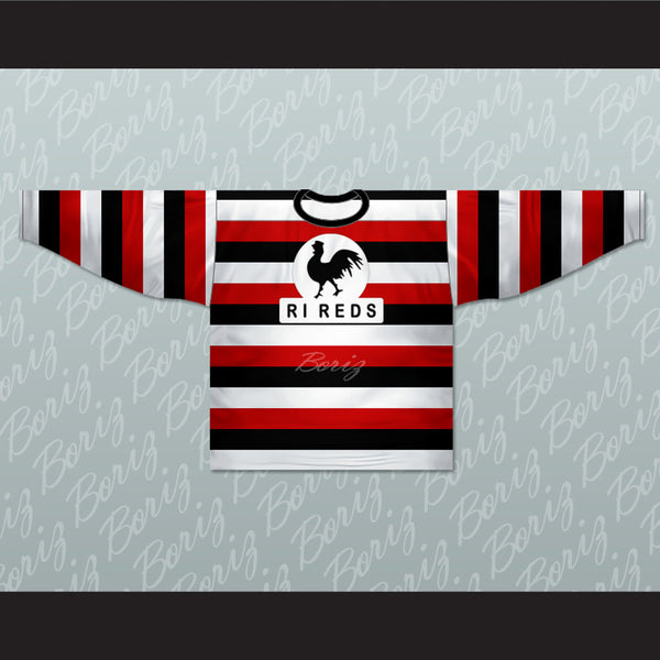 Providence Reds 1929-36 Hockey Jersey Any Number or Player New - borizcustom