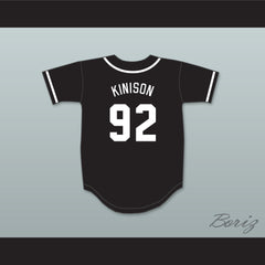 Sam Kinison 92 Aardvarks Baseball Jersey 1st Annual Rock N' Jock Diamond Derby 1990