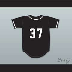 Keanu Reeves 37 Aardvarks Baseball Jersey 1st Annual Rock N' Jock Diamond Derby 1990