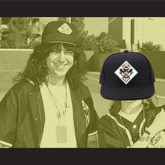 Aardvarks Baseball Hat 1st Annual Rock N' Jock Diamond Derby 1990