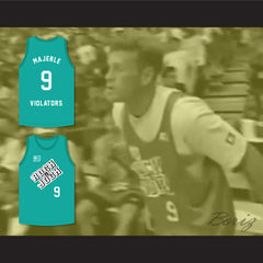 Dan Majerle 9 Violators Basketball Jersey 3rd Annual Rock N' Jock B-Ball Jam 1993