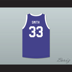 Will Smith 33 Basketball Jersey First Annual Rock N' Jock B-Ball Jam 1991 - borizcustom - 2