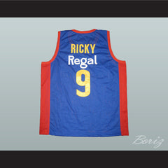 Ricky Rubio Basketball Jersey Sewn Stitch Barcelona All Sizes New - borizcustom - 2