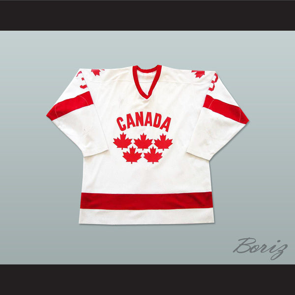 Rob Ramage Team Canada Hockey Jersey - borizcustom - 1
