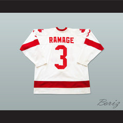 Rob Ramage Team Canada Hockey Jersey - borizcustom - 2