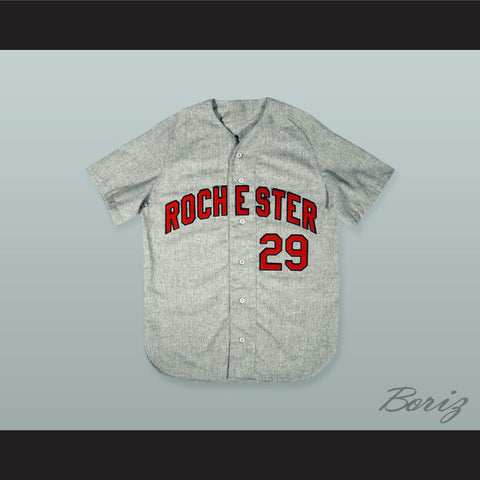 1969 Rochester Red Wings Road Baseball Jersey