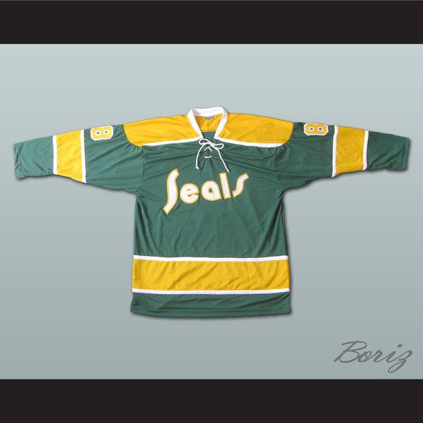 Walt McKechnie California Golden Seals Hockey Jersey Stitch Sewn New Any Player - borizcustom